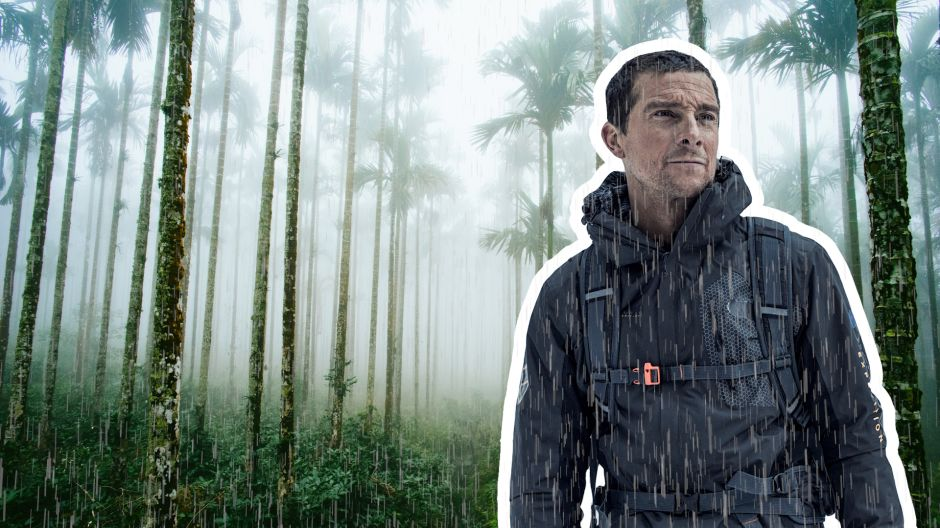Survival  med Bear Grylls